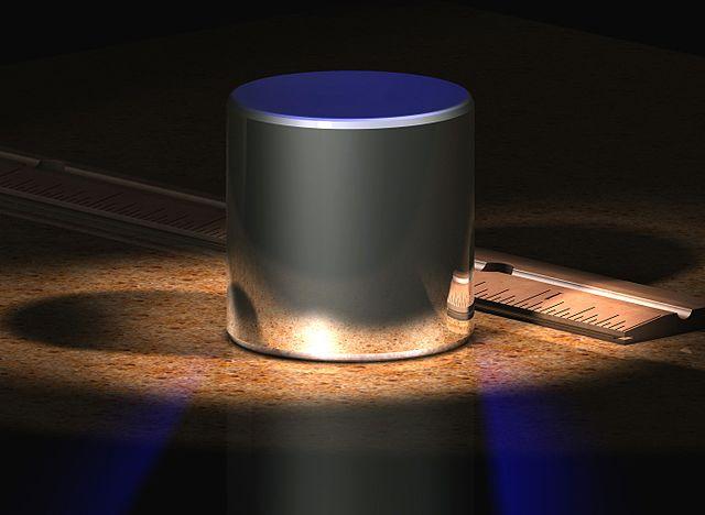 Kilogram-etalon