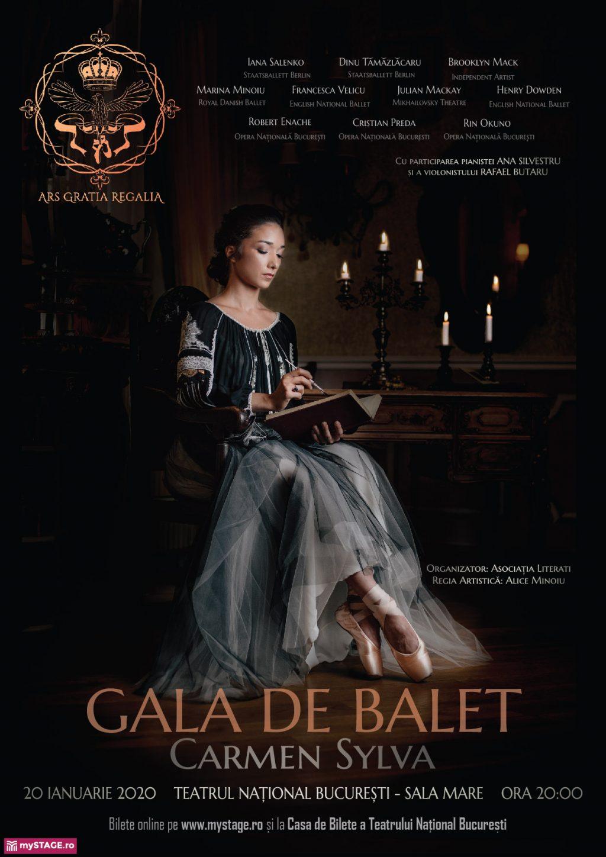 gala balet carmen sylva